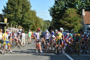 Courses cyclistes - Wallonie